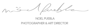 Noe Puebla Photography & Art director